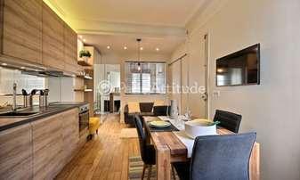 Rent Apartment 1 Bedroom 30m² rue de Verneuil, 7 Paris
