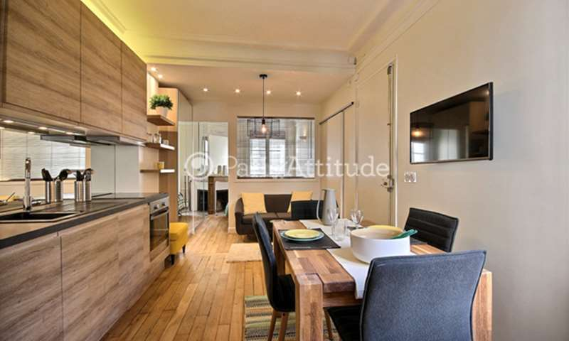 Rent Apartment 1 Bedroom 30m² rue de Verneuil, 75007 Paris