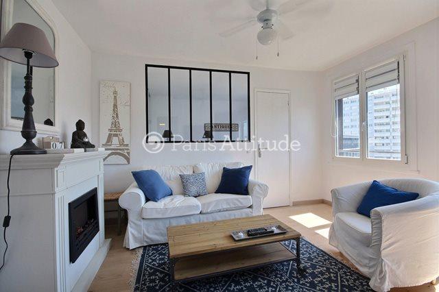 Louer Appartement meublé 1 Chambre 35m² avenue Jean Jaures, 92120 Montrouge