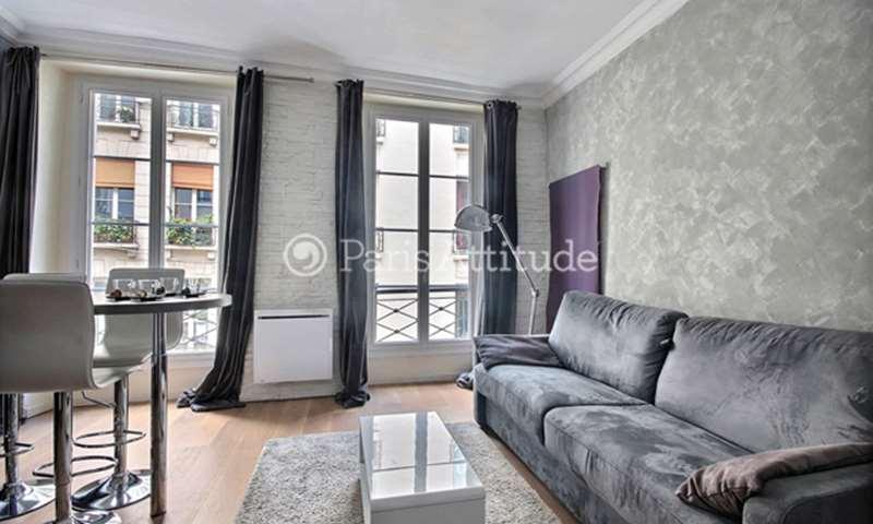 Rent Apartment 1 Bedroom 30m² rue d Aboukir, 2 Paris