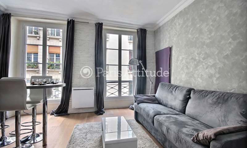 Rent Apartment 1 Bedroom 30m² rue d Aboukir, 75002 Paris