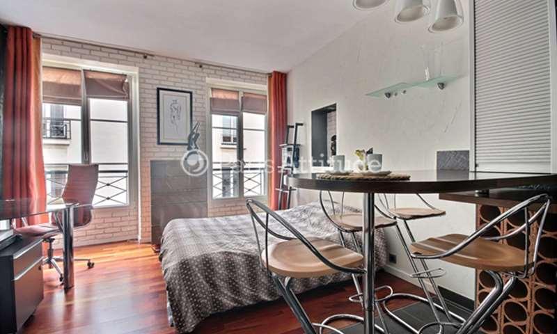 Location Appartement Studio 23m² rue d Aboukir, 2 Paris