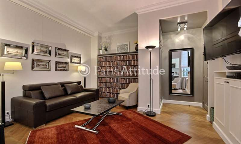 Rent Apartment 1 Bedroom 49m² rue de Richelieu, 75001 Paris