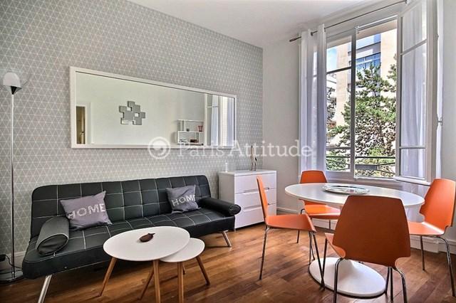Rent Apartment 1 Bedroom 36m² rue Des Renaudes, 75017 Paris