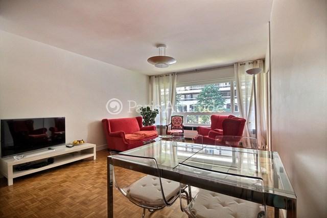 Rent Apartment 2 Bedroom 70m² rue de Saussure, 75017 Paris