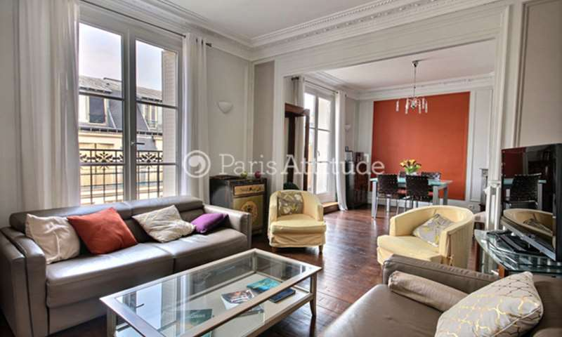 Location Appartement 2 Chambres 100m² rue du General Delestraint, 75016 Paris
