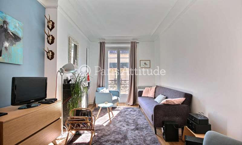 Rent Apartment 1 Bedroom 40m² rue de Charenton, 12 Paris