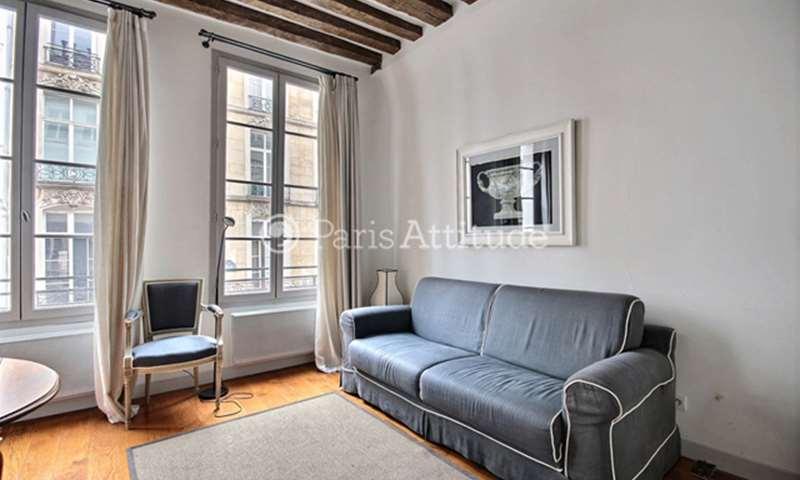 Location Appartement 1 Chambre 35m² rue Bailleul, 75001 Paris