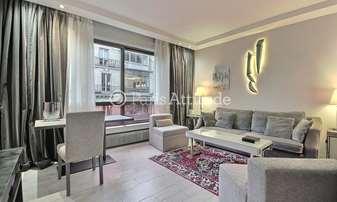 Rent Apartment 1 Bedroom 37m² rue de Berri, 8 Paris