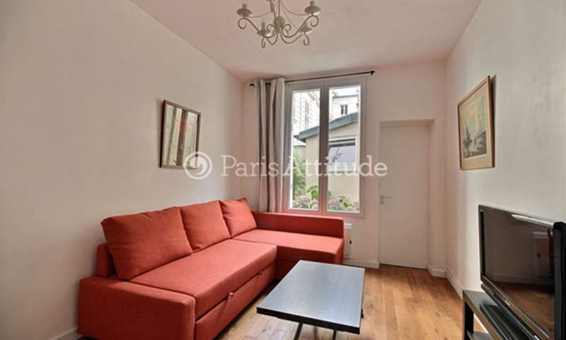 Rent Apartment 1 Bedroom 33m² avenue Rachel, 18 Paris
