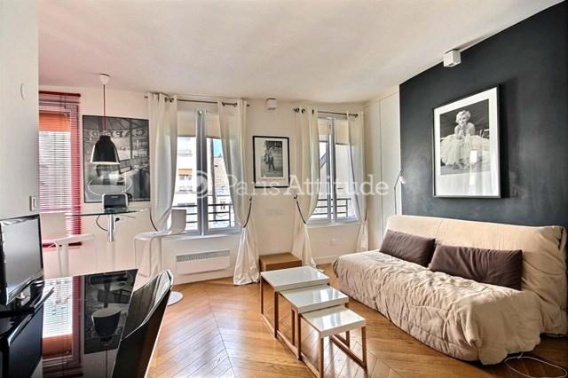 Location Appartement Studio 22m² rue des Archives, 75003 Paris