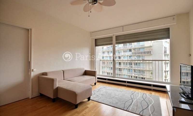 Location Appartement 2 Chambres 54m² rue de la Federation, 75015 Paris