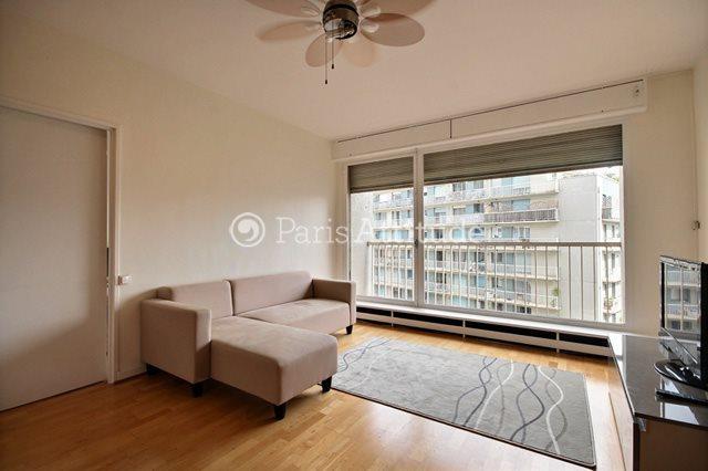Rent furnished Apartment 2 Bedrooms 54m² rue de la Federation, 75015 Paris