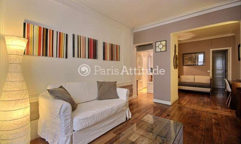 Rent Apartment 1 Bedroom 50m² rue Brey, 17 Paris