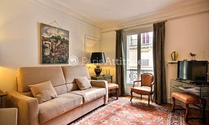 Rent Apartment 1 Bedroom 46m² rue Jeanne Hachette, 15 Paris