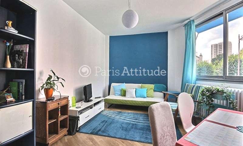 Rent Apartment 2 Bedrooms 48m² rue de la Sante, 75013 Paris