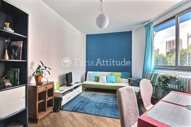 Louer Appartement meublé 2 Chambres 48m² rue de la Sante, 75013 Paris