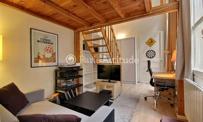 Rent Apartment Studio 22m² rue de Sevres, 6 Paris