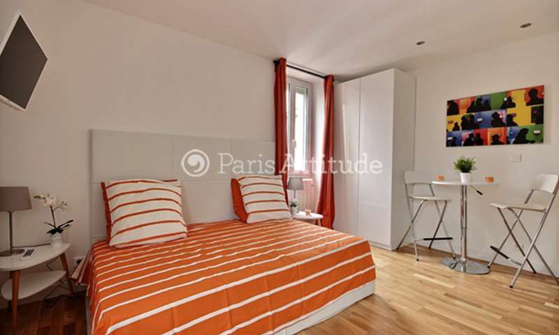 Rent Apartment Studio 21m² Place du 18 Juin 1940, 6 Paris