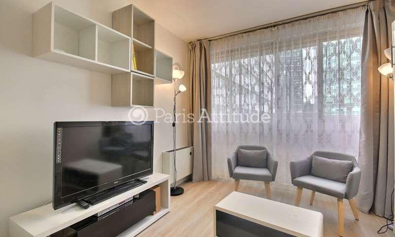 Location Appartement Studio 24m² Place des Reflets, 92400 Courbevoie