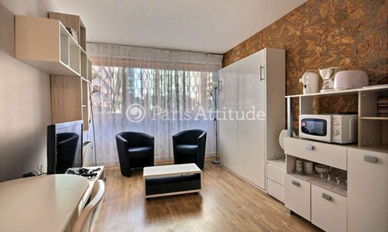 Rent Apartment Studio 24m² Place des Reflets, 92400 Courbevoie
