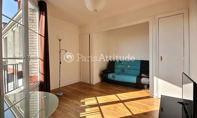 Rent Apartment Studio 20m² Villa Gagliardini, 75020 Paris