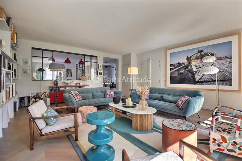 Rent Apartment 3 Bedroom 150m² rue d Alsace Lorraine, 92100 Boulogne Billancourt