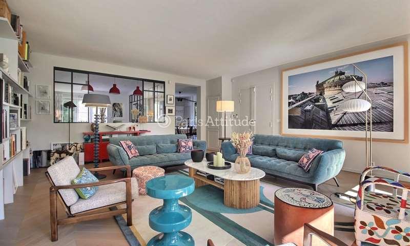Location Appartement 3 Chambres 150m² rue d Alsace Lorraine, 92100 Boulogne Billancourt