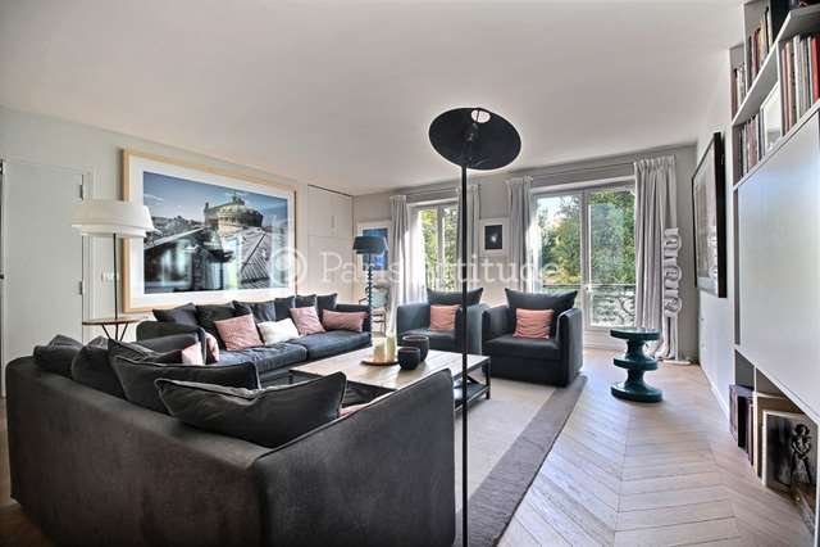 Louer Appartement meublé 3 Chambres 150m² rue d Alsace Lorraine, 92100 Boulogne Billancourt