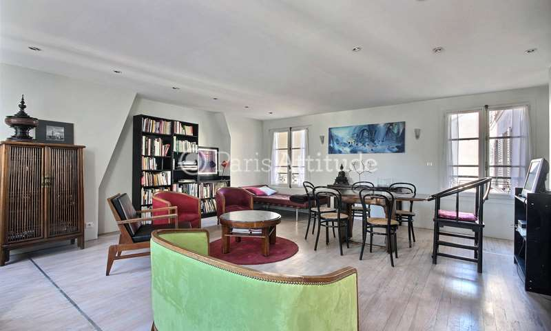 Rent Apartment Alcove Studio 60m² rue d Abbeville, 10 Paris