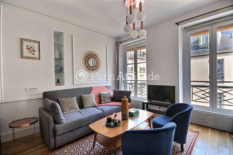 Aluguel Apartamento mobiliado Quitinete 29m² rue du Temple, 75003 Paris