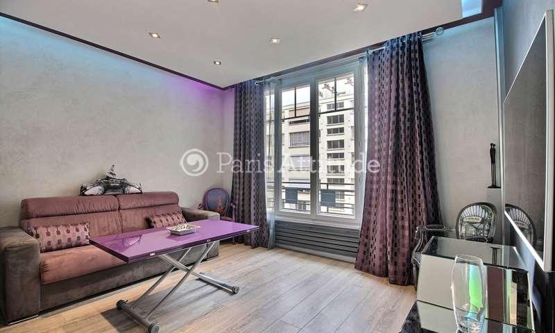 Aluguel Apartamento 1 quarto 33m² rue Raffet, 16 Paris