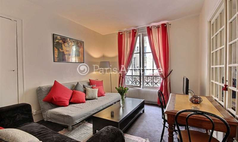 Rent Apartment 1 Bedroom 50m² rue Chevert, 7 Paris