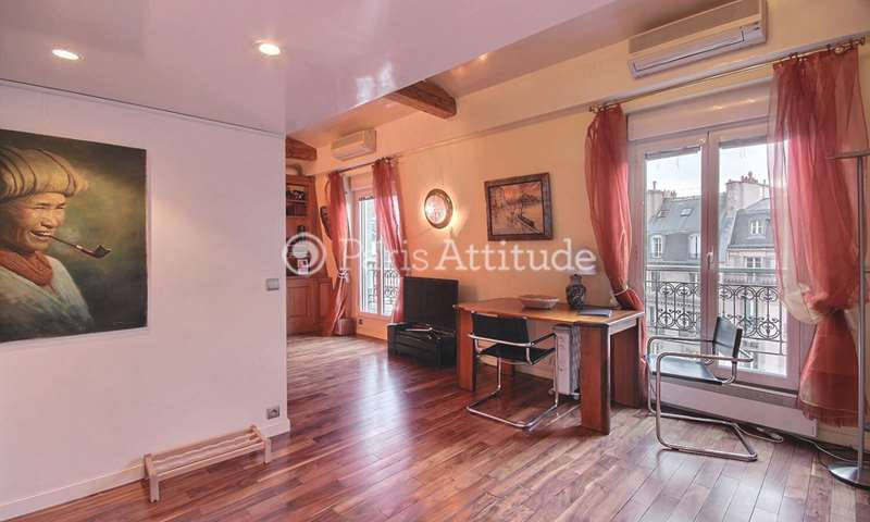 Alcove Studio Duplex