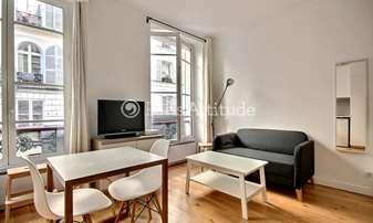 Rent Apartment Studio 22m² rue Lucien Sampaix, 10 Paris