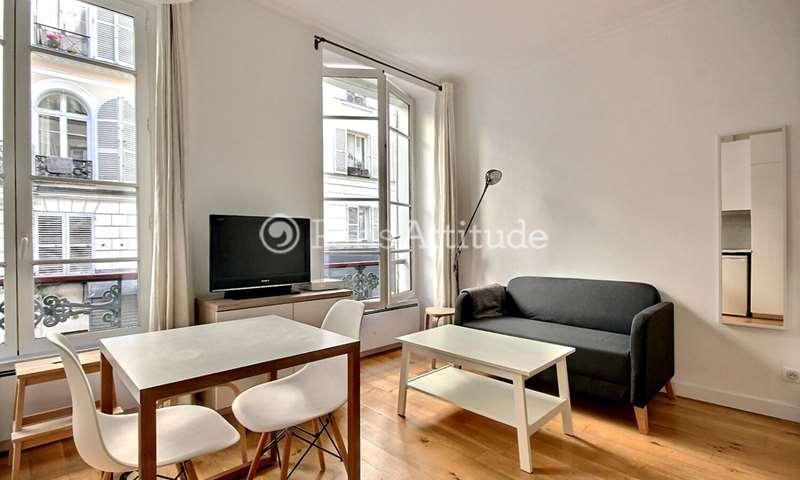 Location Appartement Studio 22m² rue Lucien Sampaix, 10 Paris