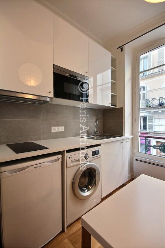 Rent Apartment in Paris 75010 - 22m² Canal Saint Martin ...