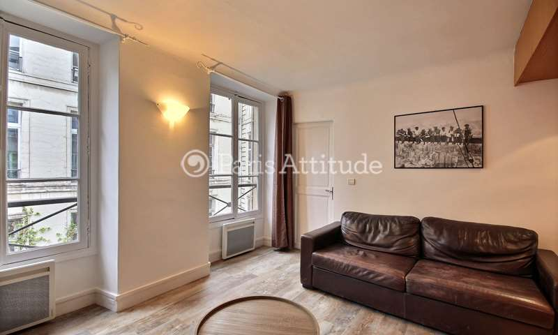 Rent Apartment 1 Bedroom 36m² boulevard de Bonne Nouvelle, 75010 Paris
