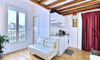 Location Appartement Studio 19m² rue de l Aude, 14 Paris