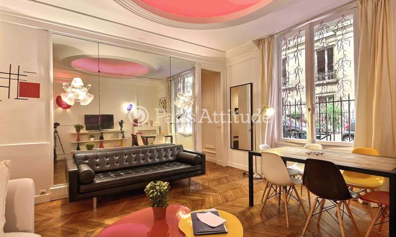 Rent Apartment 1 Bedroom 54m² square du Trocadero, 16 Paris