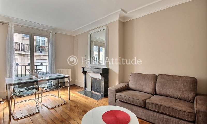 Rent Apartment 2 Bedrooms 60m² rue de l Arc de Triomphe, 17 Paris