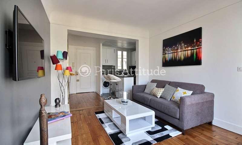 Aluguel Apartamento 1 quarto 40m² rue de Longchamp, 16 Paris