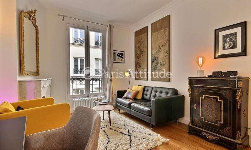 Location Appartement 1 Chambre 33m² rue de Montmorency, 3 Paris