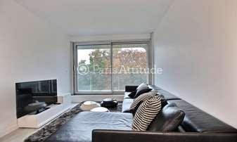 Rent Apartment 1 Bedroom 40m² avenue Foch, 16 Paris