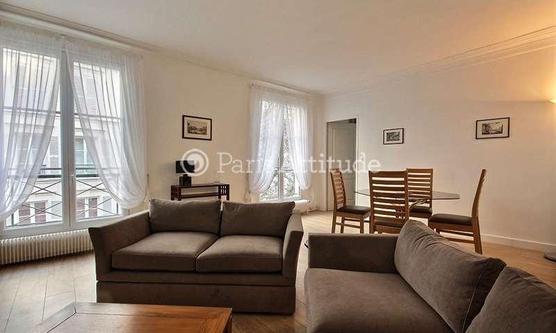 Location Appartement 2 Chambres 68m² rue du Bac, 7 Paris