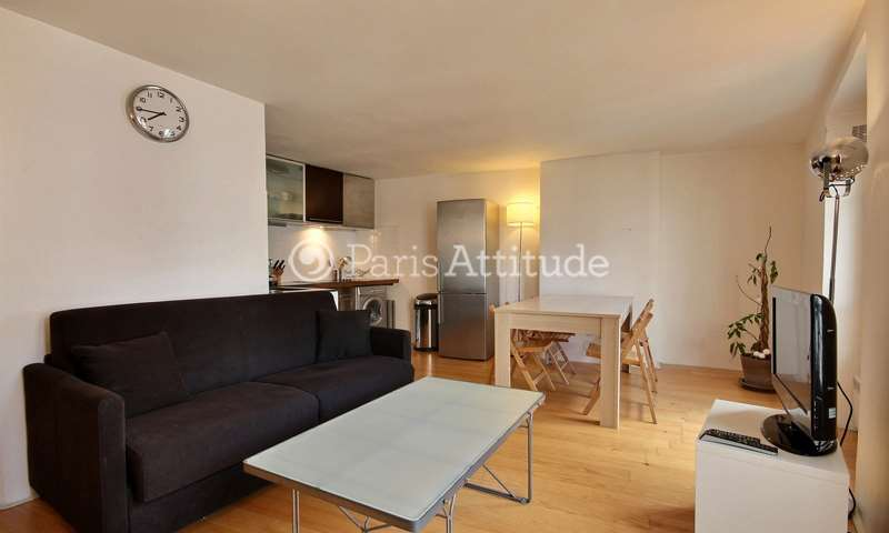Aluguel Apartamento 1 quarto 34m² rue Lepic, 75018 Paris
