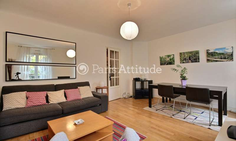 Rent Apartment 1 Bedroom 41m² rue Deguerry, 75011 Paris
