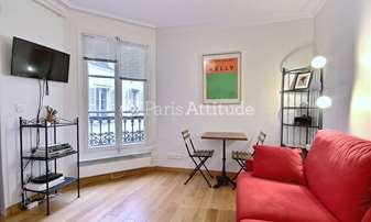 Location Appartement Studio 21m² rue des Archives, 4 Paris