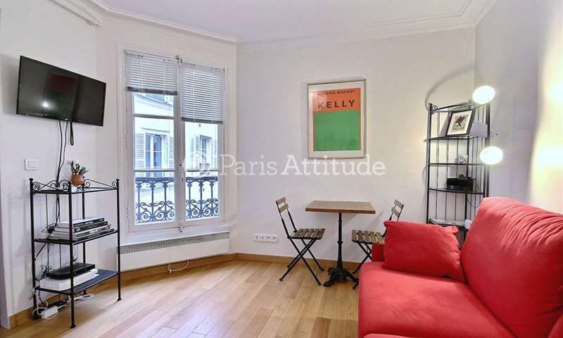 Location Appartement Studio 21m² rue des Archives, 4 Paris