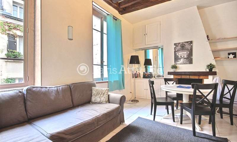 Rent Apartment 1 Bedroom 32m² impasse des Peintres, 75002 Paris
